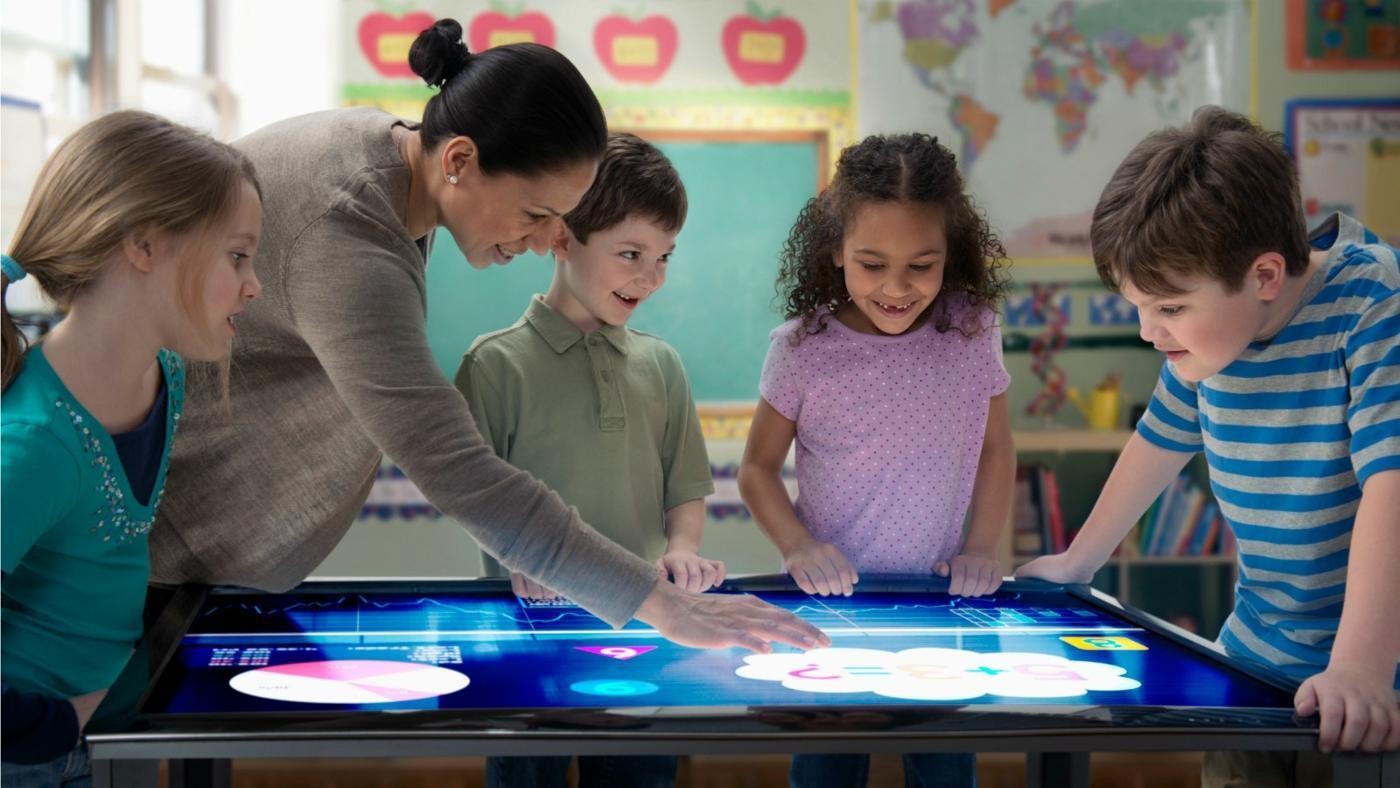 Innovative Ways Of Classroom Teaching : Impact of multimedia in education for children with