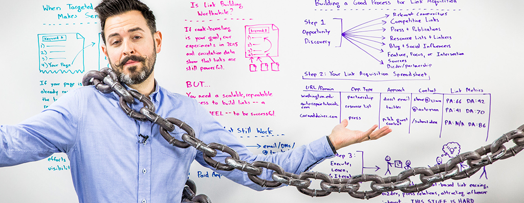 Link building mistakes you need to avoid