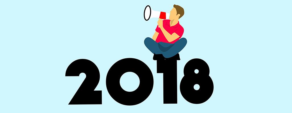 Top 5 Marketing Trends Of 2018