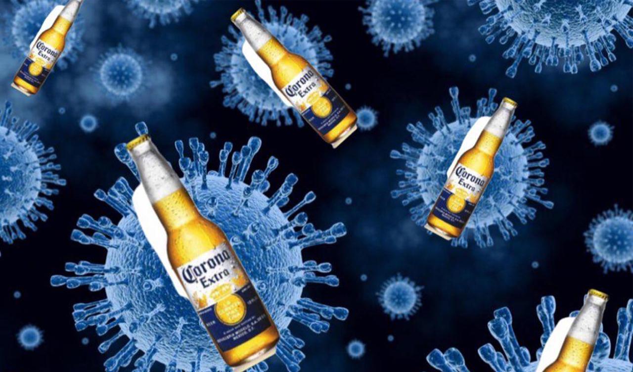 corona beer coronavirus meme